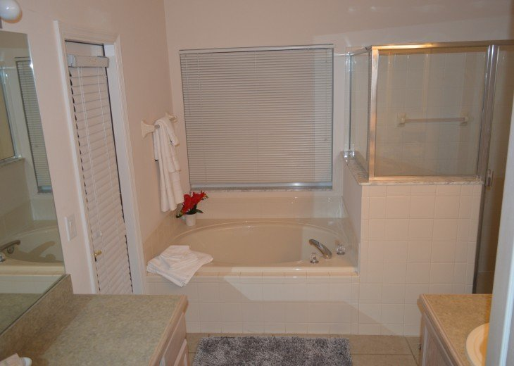 Refinished/Painted S. Facing Pool/Spa, Updated Decor, Near Disney, Sleeps 8 #28
