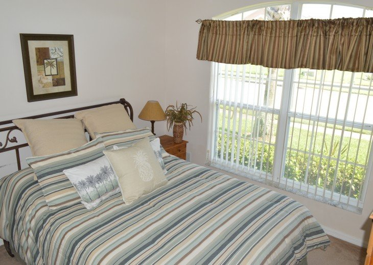 Refinished/Painted S. Facing Pool/Spa, Updated Decor, Near Disney, Sleeps 8 #34