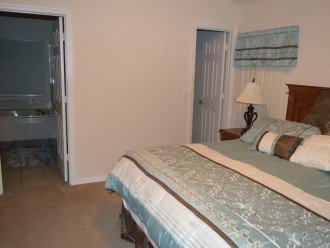Refinished/Painted S. Facing Pool/Spa, Updated Decor, Near Disney, Sleeps 8 #1