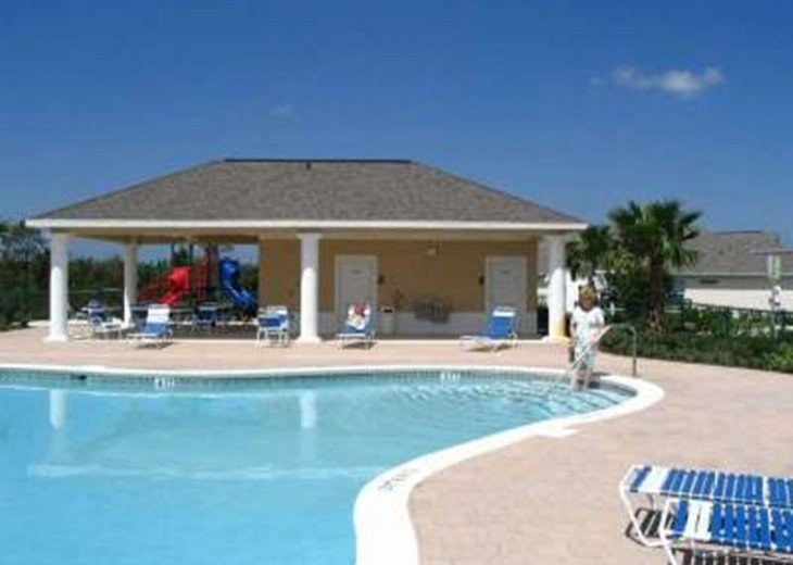Chattysdream Villa 4 bedrooms, 3 baths, large pool/spa, grille, game room #28