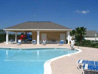 Chattysdream Villa 4 bedrooms, 3 baths, large pool/spa, grille, game room #1