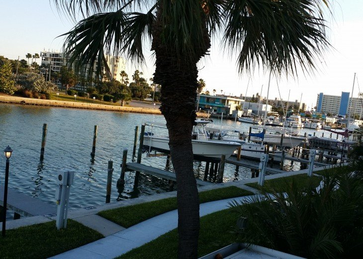 Madeira beach Yacht Club Condo #21