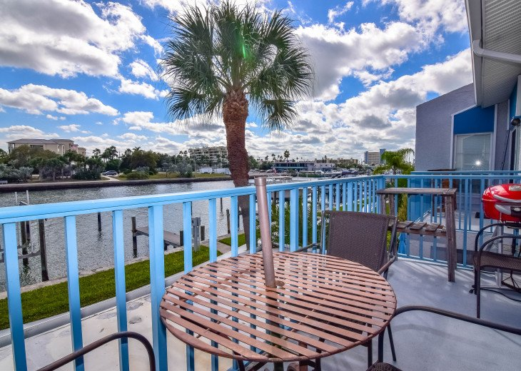 Madeira beach Yacht Club Condo #1