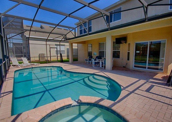 Beautiful Villa with South Facing Pool #20
