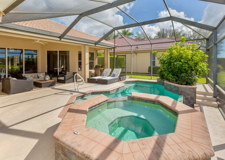 Home with private pool & spa in 5-star Lely Resort Golf Community. #29
