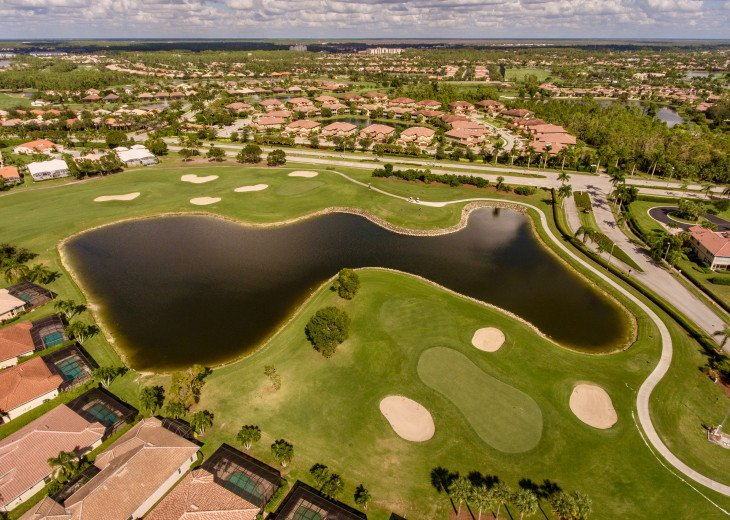 Home with private pool & spa in 5-star Lely Resort Golf Community. #31