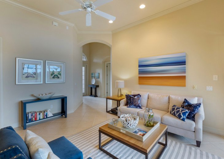 Home with private pool & spa in 5-star Lely Resort Golf Community. #4