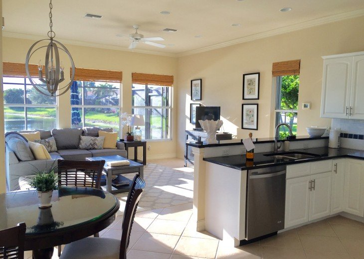 Home with private pool & spa in 5-star Lely Resort Golf Community. #13