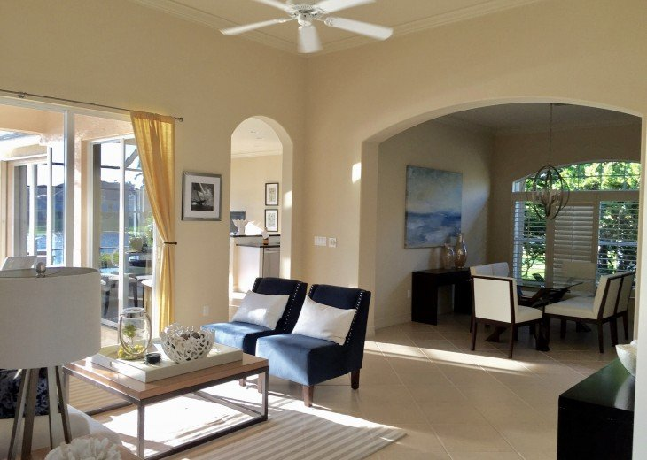 Home with private pool & spa in 5-star Lely Resort Golf Community. #6