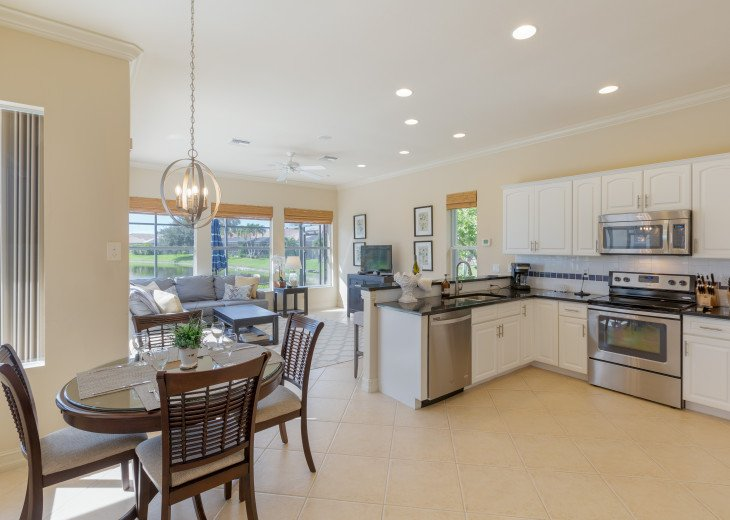 Home with private pool & spa in 5-star Lely Resort Golf Community. #10