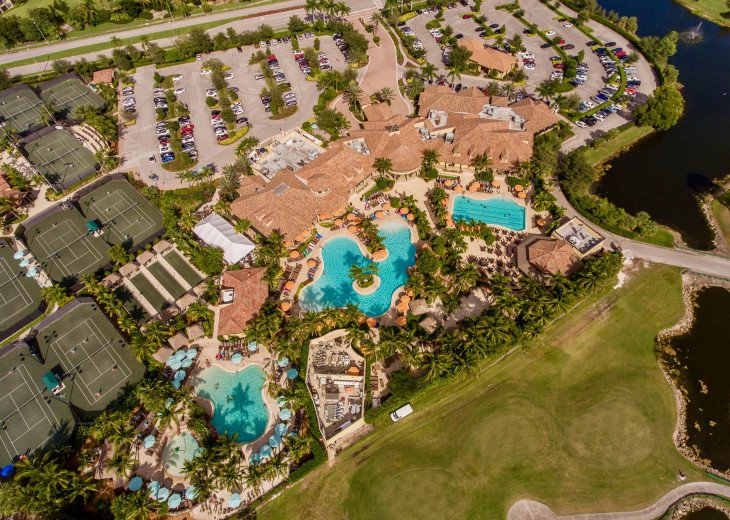 Home with private pool & spa in 5-star Lely Resort Golf Community. #36