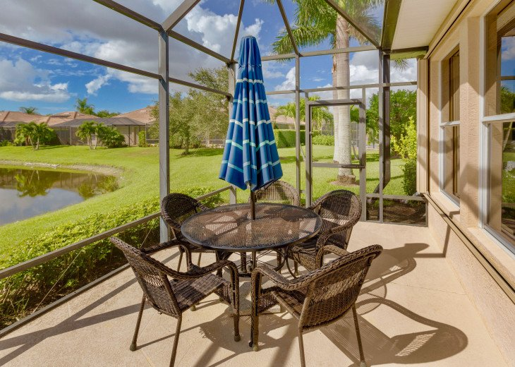 Home with private pool & spa in 5-star Lely Resort Golf Community. #30