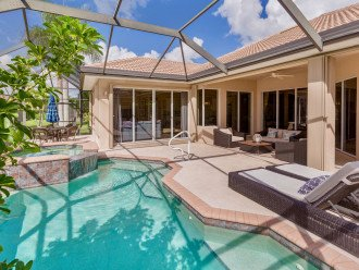 Home with private pool & spa in 5-star Lely Resort Golf Community. #1