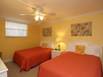 Unit 105 Bedroom