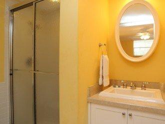 Unit 105 Master Bathroom