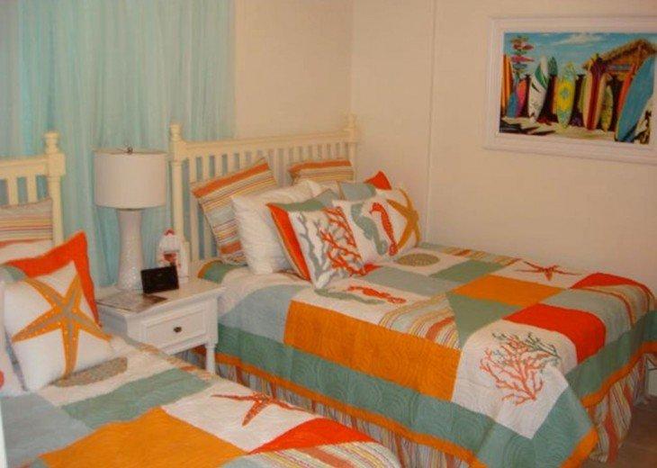 Unit 103 Luxurious 1st Floor Oceanfront - St Maarten #20