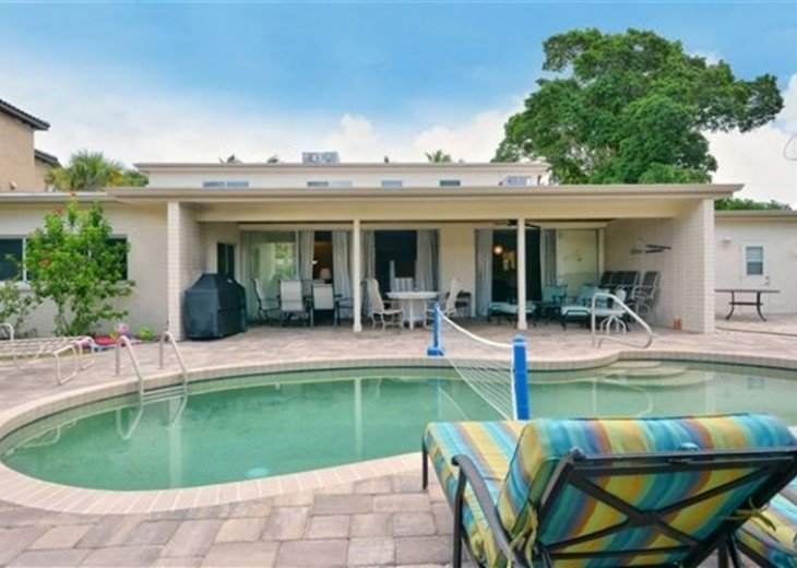 Lovely updated Pool Home on famous St. Armand's Circle, Sarasota, Florida #24