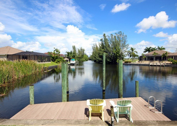Buttonwood Bay SW Cape Coral Waterfront - Long perfect days with perfect endings #7