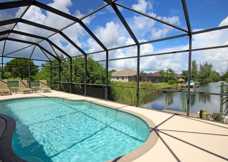 Buttonwood Bay SW Cape Coral Waterfront - Long perfect days with perfect endings #5
