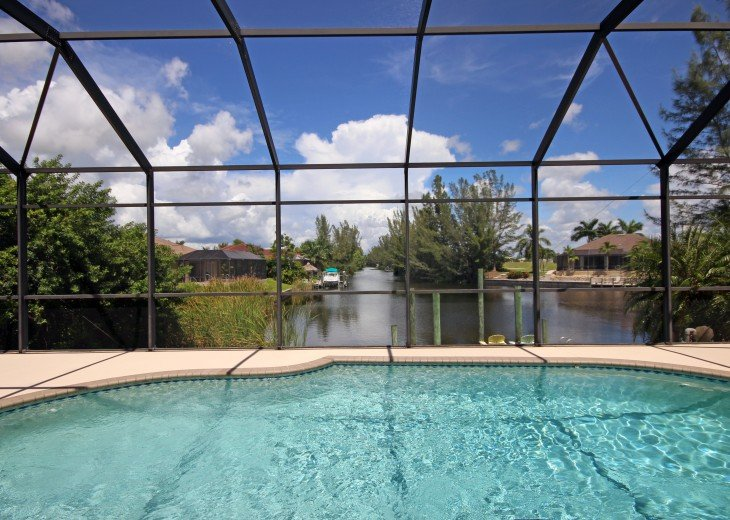 Buttonwood Bay SW Cape Coral Waterfront - Long perfect days with perfect endings #2