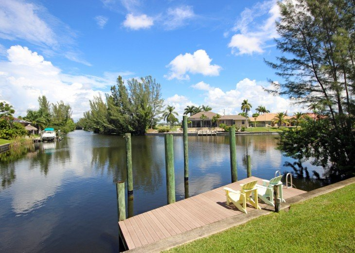 Buttonwood Bay SW Cape Coral Waterfront - Long perfect days with perfect endings #3