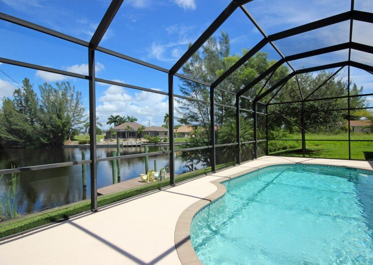 Buttonwood Bay SW Cape Coral Waterfront - Long perfect days with perfect endings #25