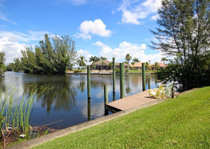 Buttonwood Bay SW Cape Coral Waterfront - Long perfect days with perfect endings #23