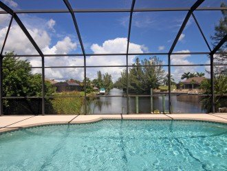 Buttonwood Bay SW Cape Coral Waterfront - Long perfect days with perfect endings #1