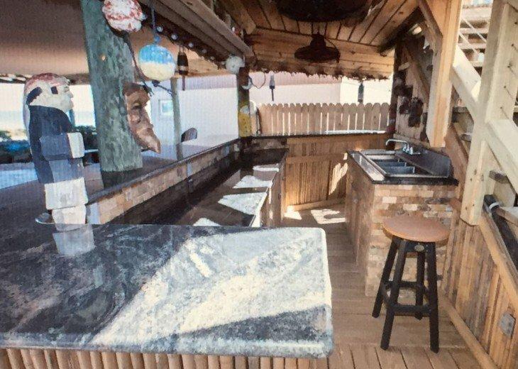 Unique Beachfront Retreat #17