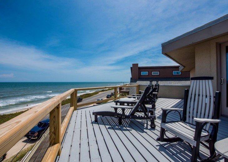 Unique Beachfront Retreat #25