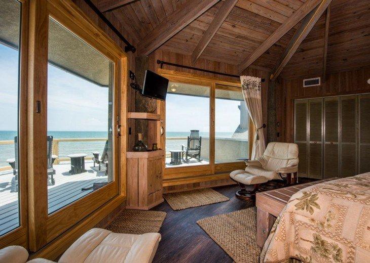 Unique Beachfront Retreat #3