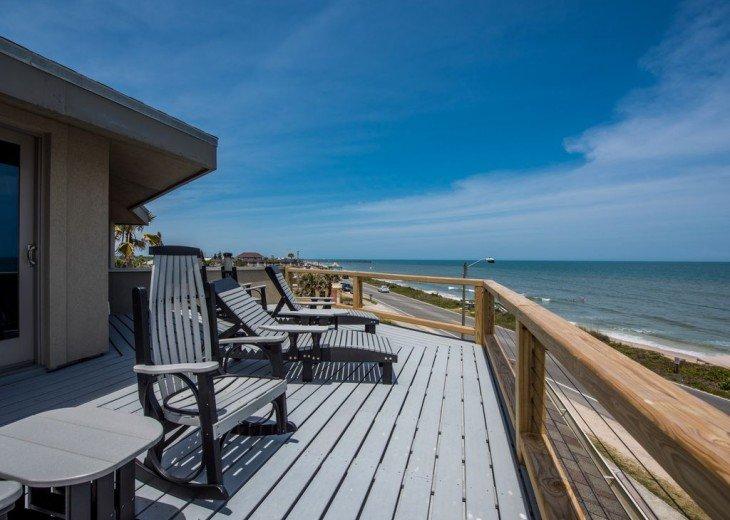 Unique Beachfront Retreat #8