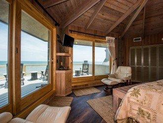 Unique Beachfront Retreat #1