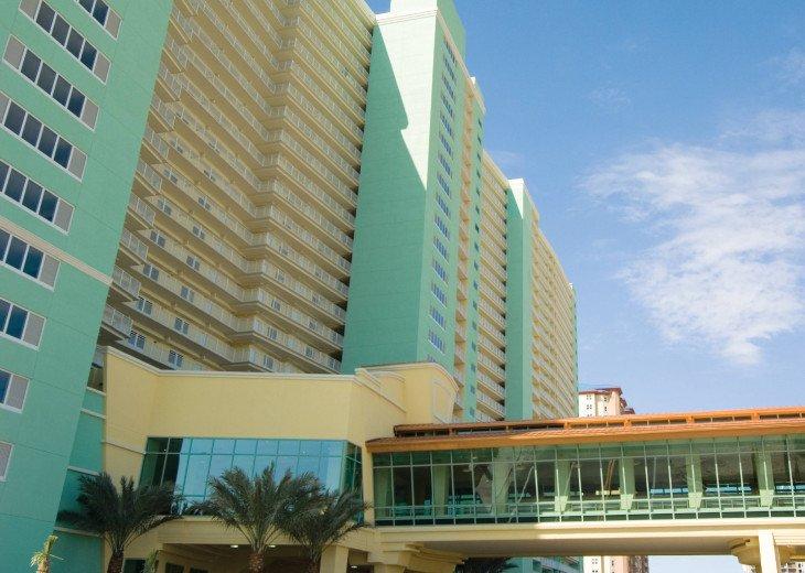 2 Bedroom Condo Al In Panama City Beach Fl Wyndham