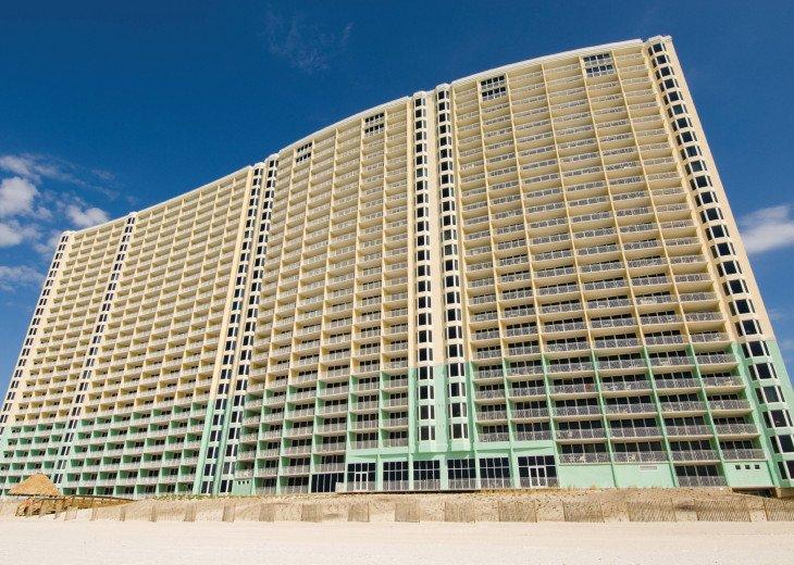 2 Bedroom Condo Al In Panama City Beach Fl Wyndham Resort A 1