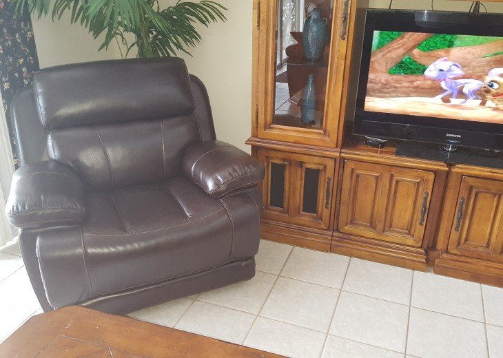 Family Room Recliner Chair