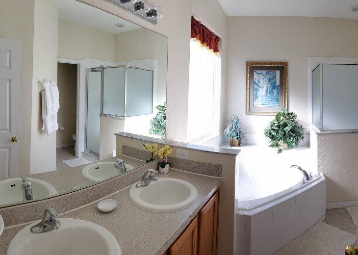 Bathroom on First Floor