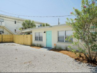 500 feet to the beach, pet friendly fenced yard, complete remodel in 2018 #1
