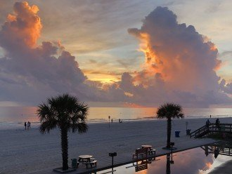 Sunsets & Surf Sounds: Breezy Gulf-Front Condo on Sunset Beach #1