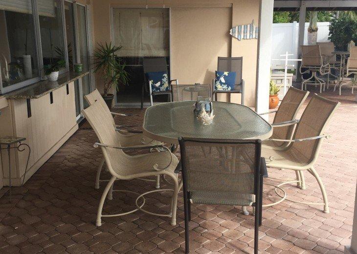 Outdoor patio - Dining/Entertaining