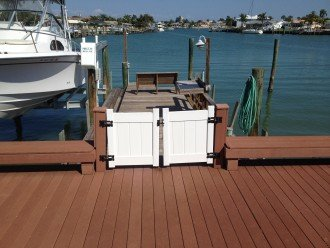 Deck and Dock