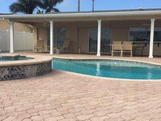 Pool, Spa, Lounging Deck