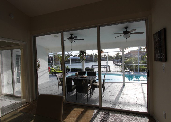 Vacation Home with Pool+SPA+Waterfront / walking distance to Tigertail Beach #15