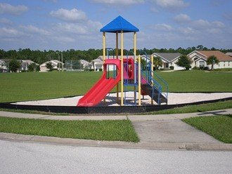Playground in Indian Creek area