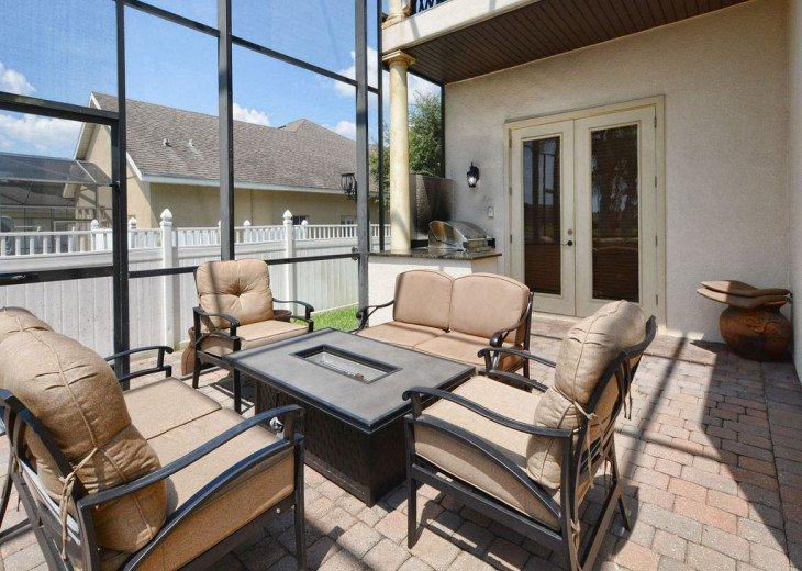 plenty of new, comfortable outdoor seating