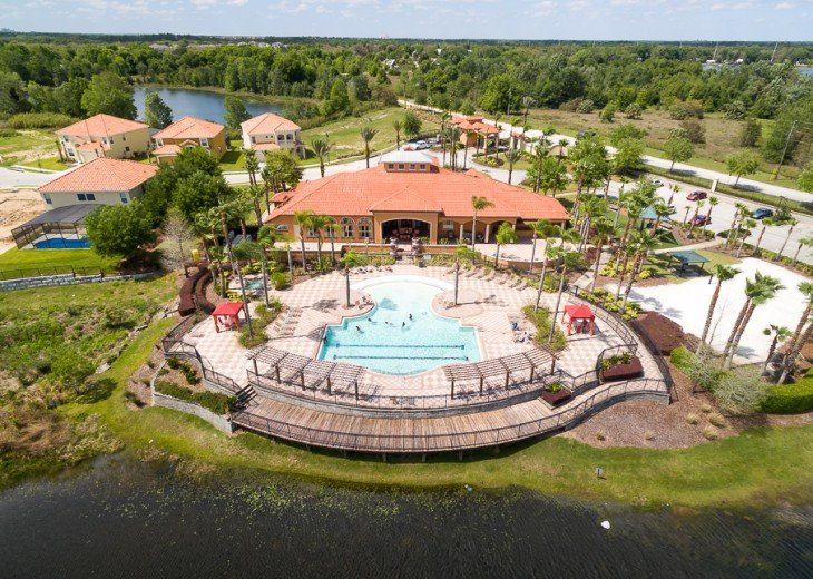 Stay in this affordable vacation home at Aviana Resort Orlando #25