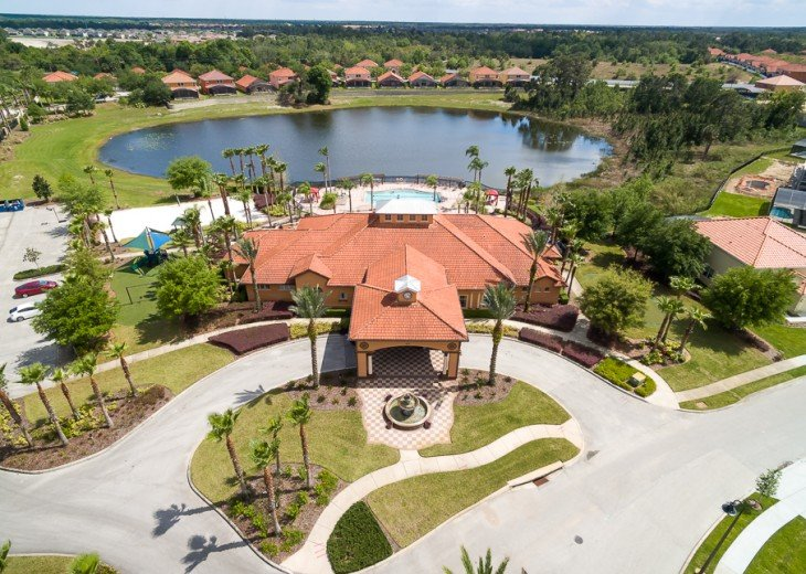 Stay in this affordable vacation home at Aviana Resort Orlando #24