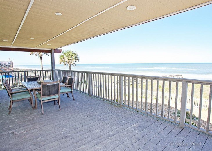Sundance luxury beach house on ocean, No roads to cross 57 -5 star reviews #2