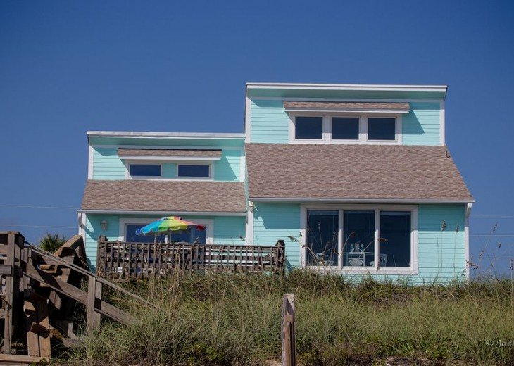 Almost Heaven Vilano Luxury BeachHOUSE- NO HURRICANE IRMA DAMAGE! On beach HOUSE #3
