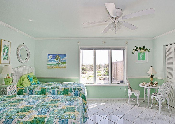 Almost Heaven Vilano Luxury BeachHOUSE- NO HURRICANE IRMA DAMAGE! On beach HOUSE #14
